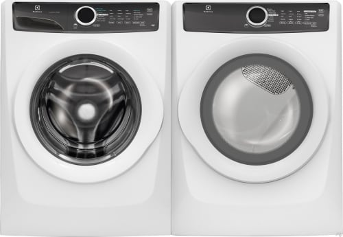 Electrolux LuxCare EXWADRGIW1417 - Side-by-Side