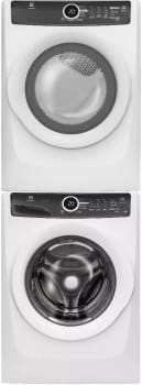 Electrolux LuxCare EXWADRGIW3617 - Stacked