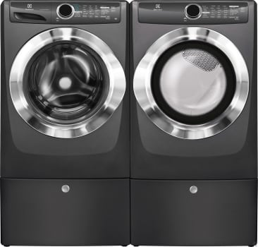 Electrolux LuxCare EXWADRGTT8617 - Side-by-Side on Pedestals