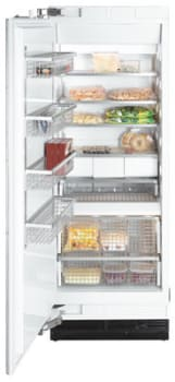 "Miele MasterCool Series F1903SF - 30"" Fully Integrated All-Freezer"