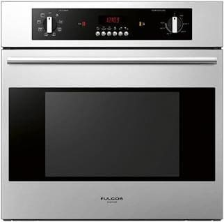 "Fulgor Milano 100 Series F1SM24S1 - 24"" Single Convection Oven"