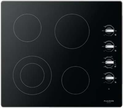 "Fulgor Milano 300 Series F3RK24S2 - Fulgor Milano 24"" Electric Cooktop"