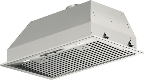 Fulgor Milano F4BP28S1 - 28 Inch Insert with 600 CFM Internal Blower, Stainless Steel Baffle Filters, Mechanical Controls, 4 Speed Blower Fan, LED Lighting and Recirculating Options