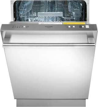 Fulgor Milano F6DW24SS1 - Fully Integrated Stainless Steel Dishwasher with 13 Place Setting Capacity and 9 Wash Cycles