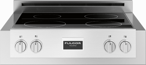 "Fulgor Milano 600 Series F6IRT304S1 - 30"" Professional Induction Rangetop"