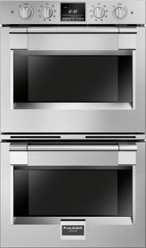 "Fulgor Milano 600 Series F6PDP30S1 - 30"" Self Cleaning Double Wall Oven"