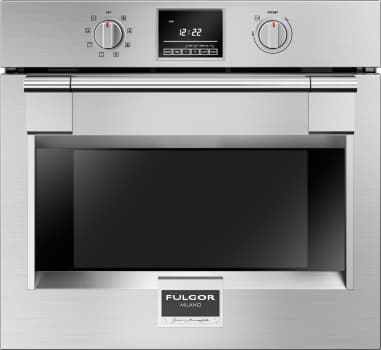 "Fulgor Milano 600 Series F6PSP30S1 - 30"" Self Cleaning Single Wall Oven"