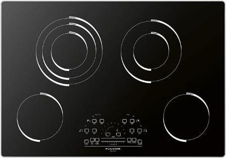 "Fulgor Milano 600 Series F6RT30S1 - 30"" Electric Cooktop"