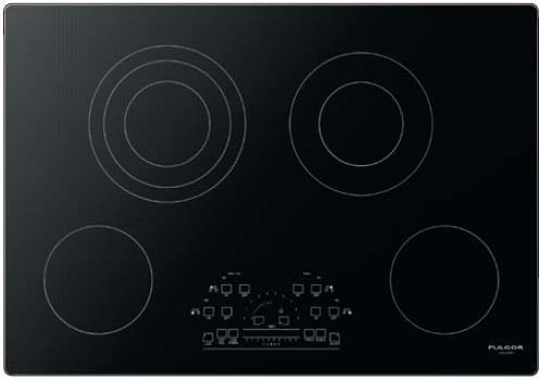 "Fulgor Milano 600 Series F6RT30S2 - Fulgor Milano 30"" Electric Cooktop with Touch Controls"