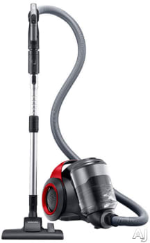 Samsung Multi-Floor Canister Vacuum Cleaner VC12F70HNHR - VC12F70HNHR Vitality Red