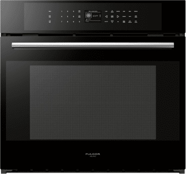 Fulgor Milano 700 Series F7SP30B1 - Fulgor Milano 700 Series Single Wall Oven in Black