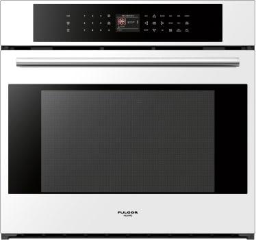 Fulgor Milano 700 Series F7SP30W1 - Fulgor Milano 700 Series Single Wall Oven in White