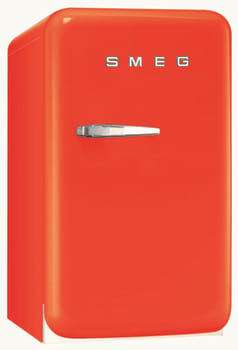 Smeg 50's Retro Design FAB5URO - Orange