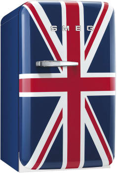 Smeg 50's Retro Design FAB5URUJ - Union Jack
