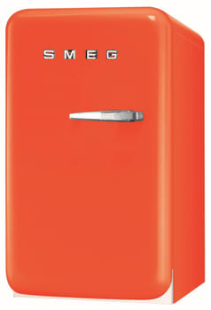 Smeg 50's Retro Design FAB5ULO - Orange