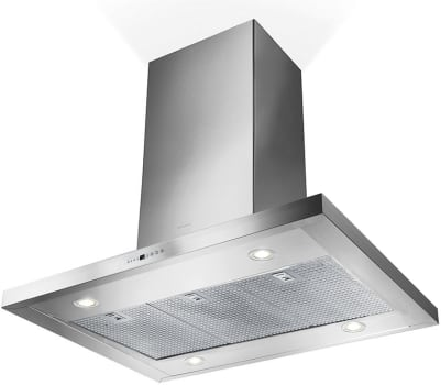 Faber Bella Collection BELAISSS600B - Bella Isola Island Range Hood by Faber - A beautiful new island canopy with advanced features.