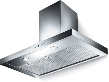 Faber Bella Collection BELASS600B - The new Bella wall hood features a fully welded body in a euro-style box shape with stainless covered mesh filters.