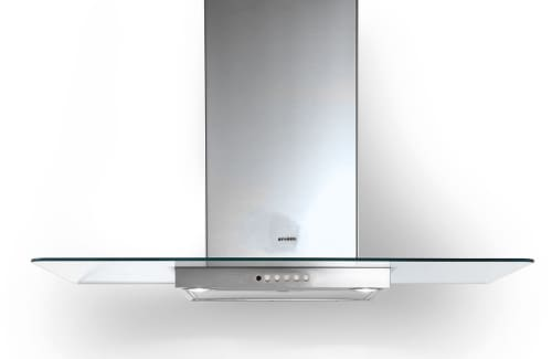 Faber Glassy Collection GLAS36SS600B - Glassy Wall Hood from Faber
