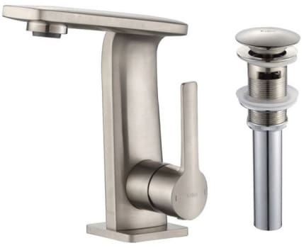 Kraus Novus Series KEF15401PU11BN - Brushed Nickel Set