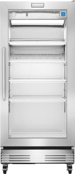 Frigidaire FCGM181RQB - 18.4 Cu. Ft. Commercial Glass Door Refrigerator