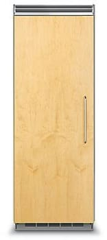 "Viking Professional 5 Series FDRB5303L - 30"" Panel Ready All Refrigerator with 18.4 cu. ft. Capacity, Left-Hinge"