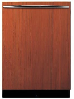 Viking FDW302WS - Panel Ready (Shown with Custom Wood Panel)