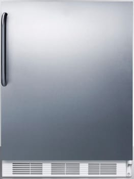 AccuCold FF67BIX - Stainless Cabinet with Pro Handle