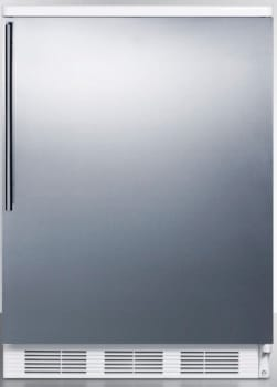 AccuCold FF67SSHV - Stainless Door with Vertical Thin Handle