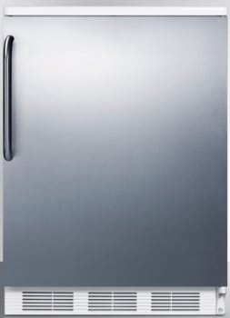 AccuCold FF67SSTB - Stainless Door with Pro Handle