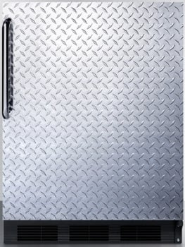 AccuCold FF6BBI7DPL - Diamond Plate Door
