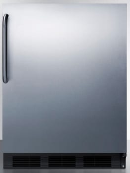 AccuCold FF6BBI7SSTB - Stainless Steel with Towel Bar Handle