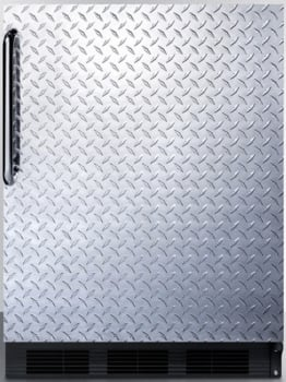AccuCold FF6BDPLADA - Diamond Plate Door