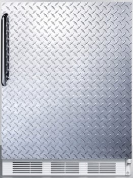 AccuCold FF6BIDPLADA - Diamond Plate Door