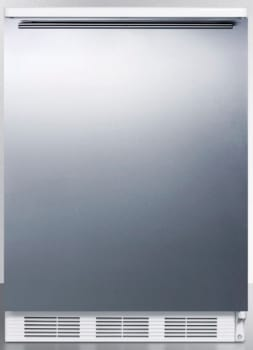 AccuCold FF6BISSHH - Stainless Door with Horizontal Thin Handle