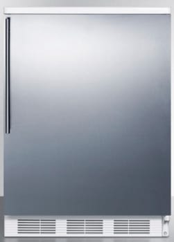 AccuCold FF6BISSHV - Stainless Door with Vertical Thin Handle