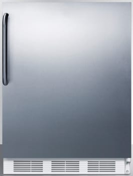 AccuCold FF6CSSADA - Stainless Steel with Towel Bar Handle