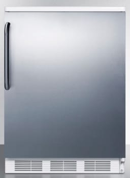 AccuCold FF6BISSTB - Stainless Door with Pro Handle