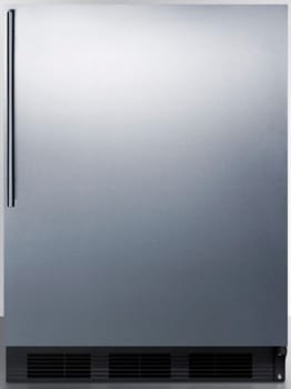 AccuCold FF6BSSHV - Stainless Steel Door with Thin Handle