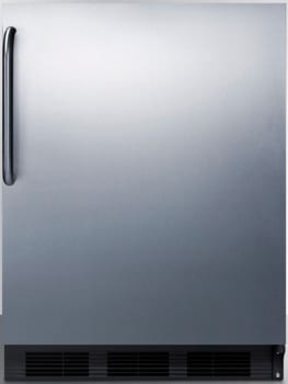 AccuCold FF6BSSTBADA - Stainless Steel with Towel Bar Handle