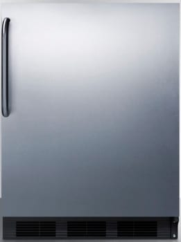 AccuCold FF6BSSTB - Stainless Steel Door with Towel Bar Handle
