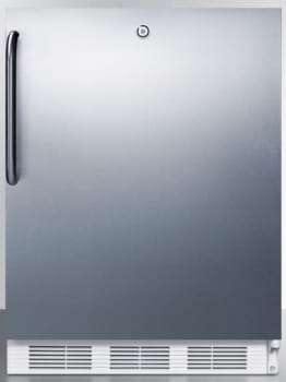 AccuCold FF6LCSS - Stainless Cabinet with Pro Handle