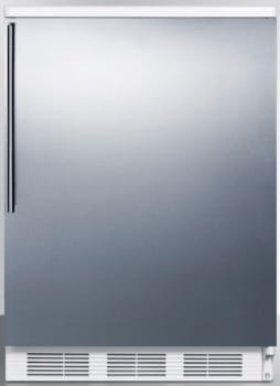AccuCold FF6SSHV - Stainless Door with Vertical Thin Handle