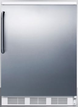 AccuCold FF6SSTB - Stainless Door with Pro Handle