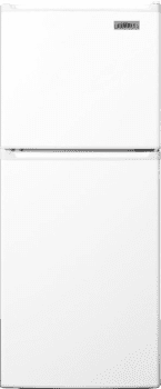 "Summit FF71ESX - 19"" Top Freezer ENERGY STAR Refrigerator with ADA Compliant 46"" Height"