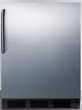AccuCold FF7BBIX - FF7BBISSTB Stainless Door with Pro Handle