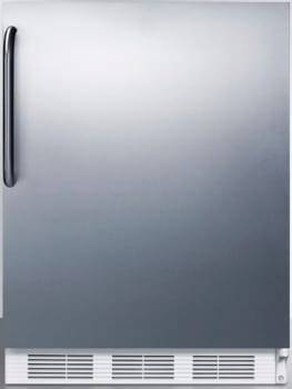 AccuCold FF7BISSTB - Stainless Door with Pro Handle