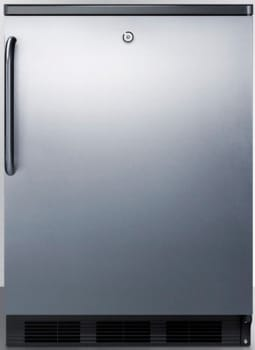 AccuCold FF7LBLBISSTB - Stainless Door with Pro Handle