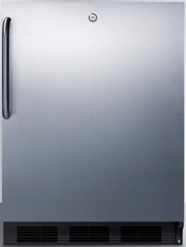 AccuCold FF7LBLCSS - Stainless Cabinet with Pro Handle