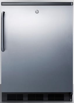AccuCold FF7LBLSSTB - Stainless Door with Pro Handle