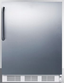 AccuCold FF7SSTB - Stainless Door with Pro Handle